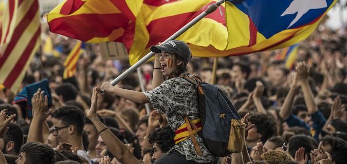 Каталонский кризис тормозит рост ВВП Испании