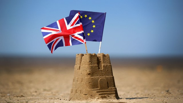 Brexit ставит под угрозу рынок деривативов