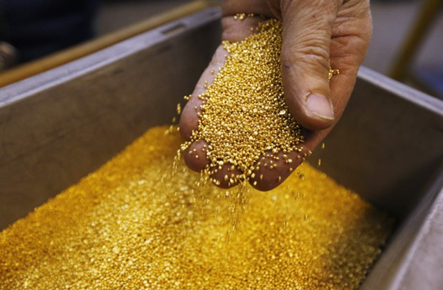"""""""Полюс"""" за 9 месяцев увеличил добычу золота на 13%"""
