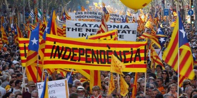 Каталония вответ выдвинула ультиматум Испании