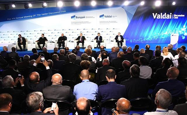 Путин: в мире выигрыш невозможен за счет других