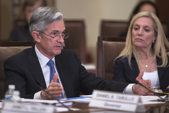 Пауэлл стал основным кандидатом на пост главы ФРС