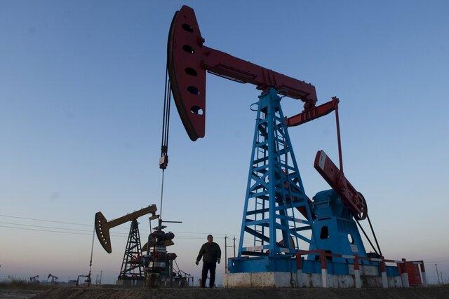 Цены нанефть вконце рабочей недели увеличились