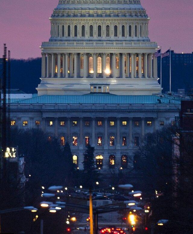 Недостаток бюджета США достиг рекордных 666 млрд долларов