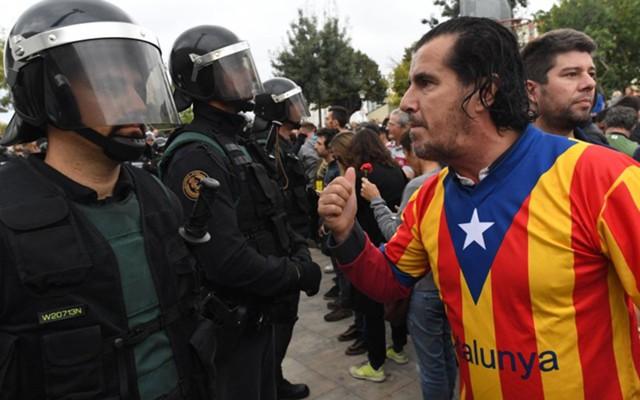 События в Каталонии – начало кризиса в еврозоне?