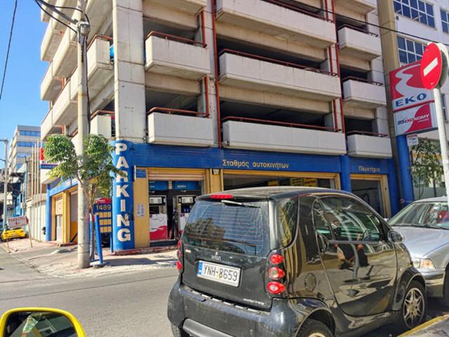 Взгляд изнутри: автомобилизация Греции падает