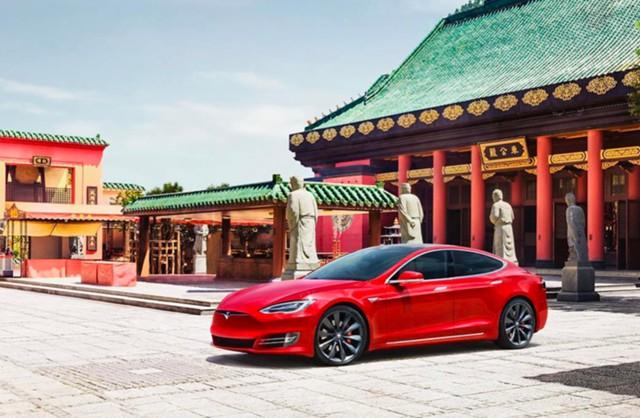 WSJ: Tesla построит завод в Китае