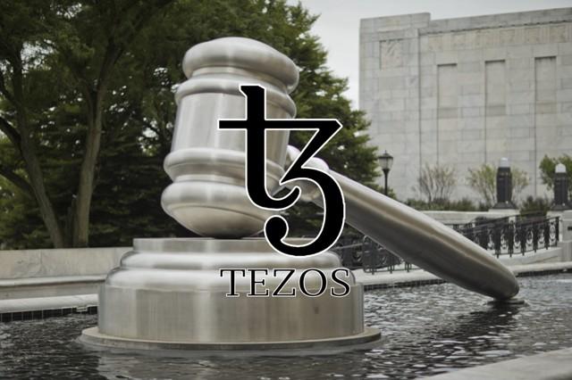 В отношении Tezos начато расследование