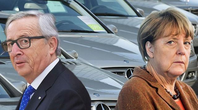 Еврокомиссия ведет проверки автокомпаний Германии