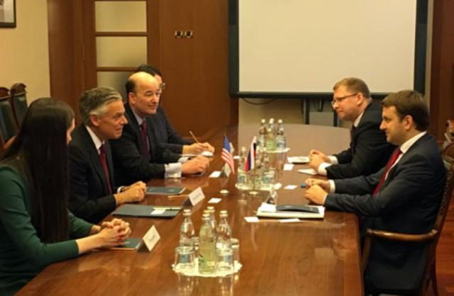 МЭР: американский бизнес сохраняет интерес к России