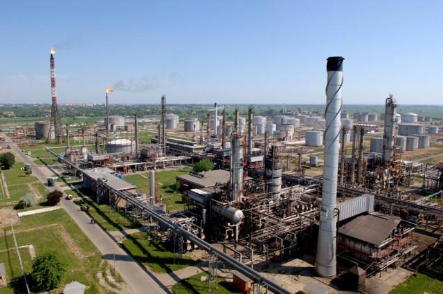 """""""Газпром нефть"""" модернизирует НПЗ в Сербии"""