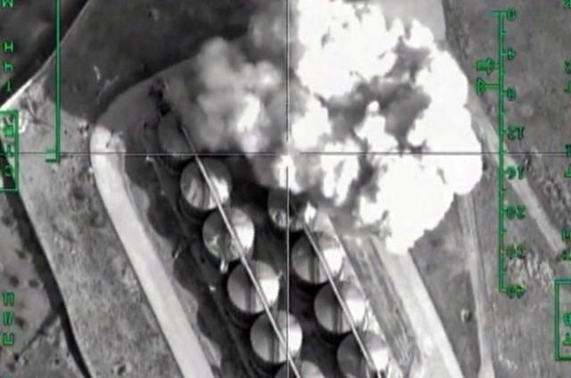 Шойгу: ВКС РФ уничтожили нефтяную подпитку ИГИЛ