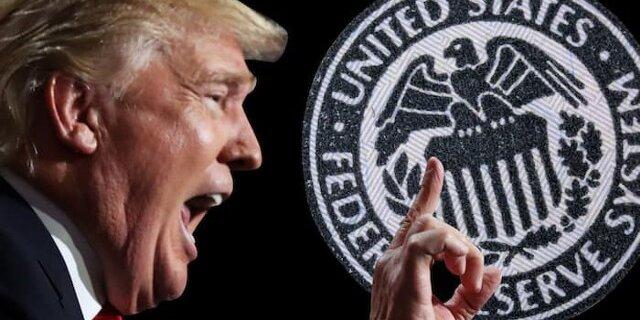 Трамп объявит кандидатуру напост руководителя ФРС наследующей неделе