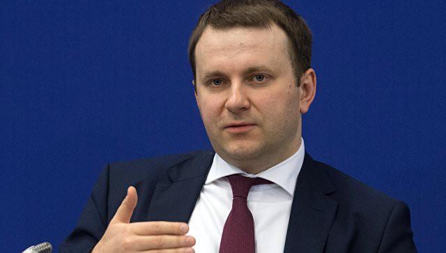 Орешкин выступил против валютных планов Минфина
