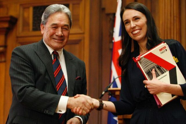 Трамп поздравил Джасинду Ардерн сизбранием напост премьера новейшей Зеландии