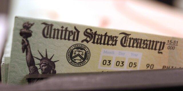 Кому принадлежит долг США?