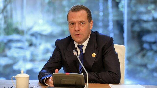 Медведев ждет увеличения товарооборота междуРФ и Китайская народная республика до $100 млрд