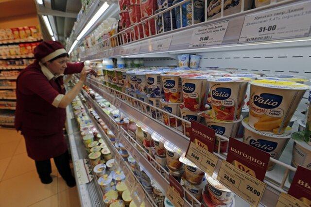 Жители России стали отказываются от продуктов измолока