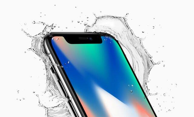 Детали iPhone X на 25% дороже деталей iPhone 8