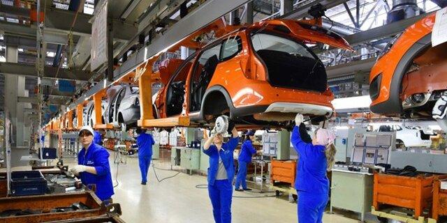 Волжский автомобильный завод рассчитывает наприбыль