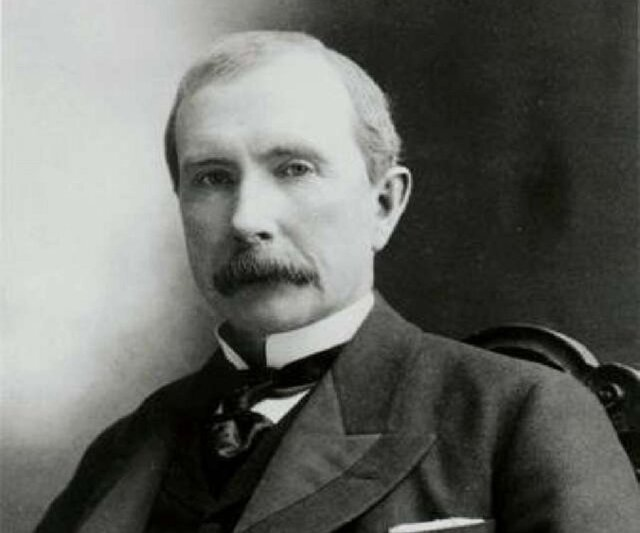 john d rockefeller monster monopolist or marketplace The monopoly will price higher and produce less than a competitive market this will maximize the profit for the monopoly firm, but will cause what is called a deadweight loss where the total benefit of trade between the customer and the firm will be less than it would be under competition.