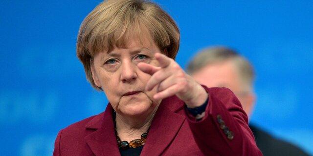 Меркель передала оразногласиях между партнерами покоалиции вФРГ