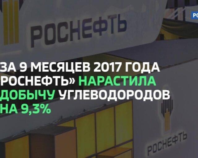 """""""Роснефть"""" отчиталась перед инвесторами. Главное"""