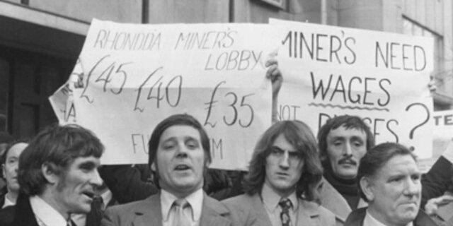 Великобритания возвращается в 1970-е годы