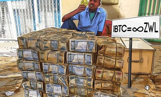 Зимбабве как испытательный полигон для биткоина