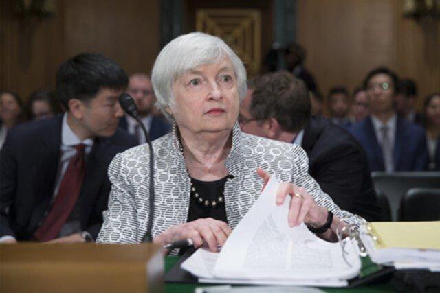 Джанет Йеллен уйдет со всех постов в ФРС