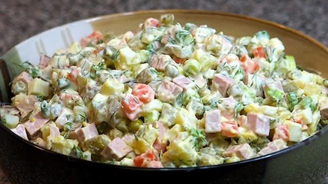"""Набиуллина: салат """"Оливье"""" подорожал за год на 1,2%"""