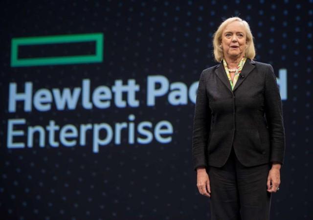 Глава Hewlett Packard Enterprise уходит в отставку