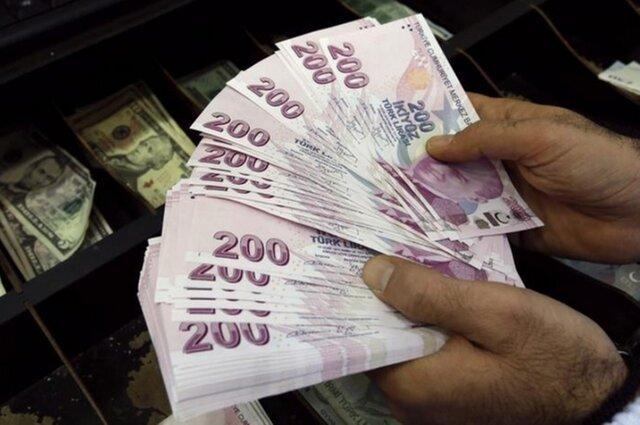 Курс турецкой лиры ушел впике