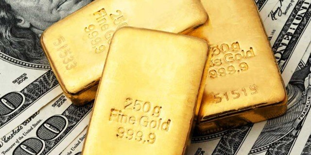 Золотовалютные резервы Российской Федерации достигли 3-х летнего максимума