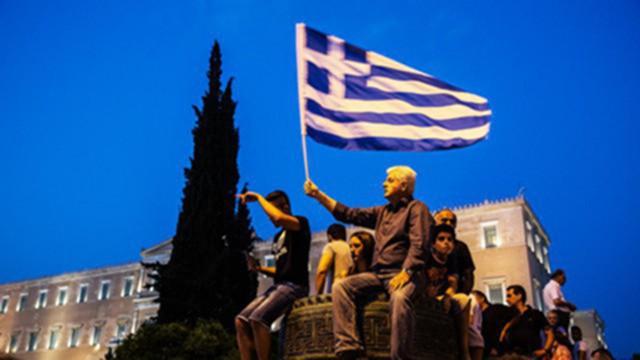 Греческие пенсионеры: власти отобрали у нас все