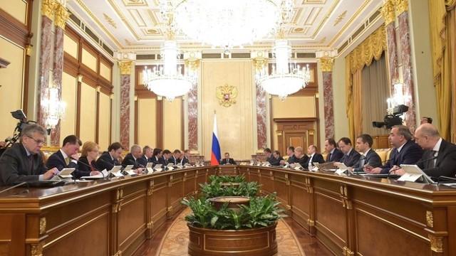 Правительство выделит 11,5 млрд бюджетам регионов