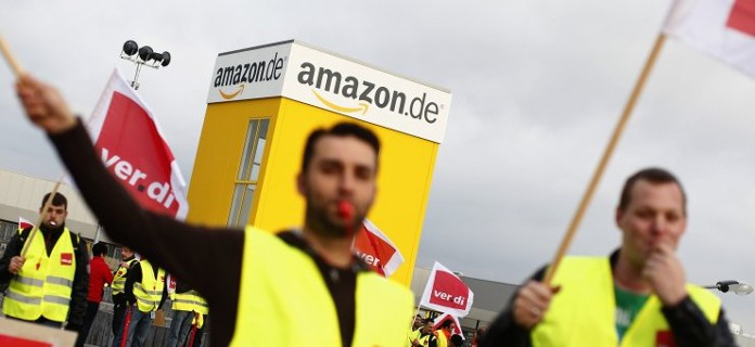 "Сотрудники в ЕС испортят Amazon ""Черную пятницу"""