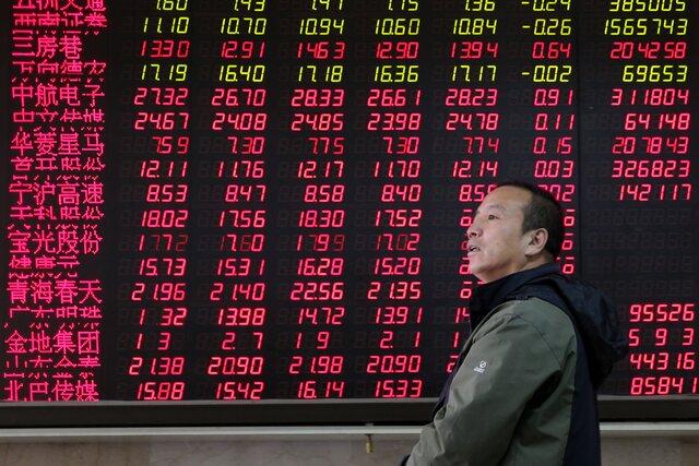Рынки Азии снижаются после падения акций в Китае