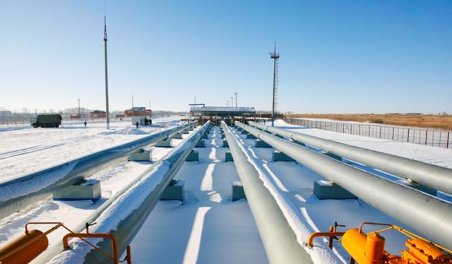 """""""Нафтогаз Украины"""" увеличил закупки газа в Европе"""