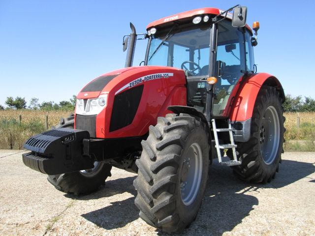 Чехия поставит в Россию 6 тысяч тракторов