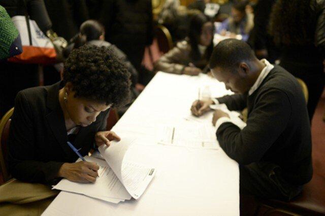 Заявки побезработице вСША уменьшились на2 тысячи