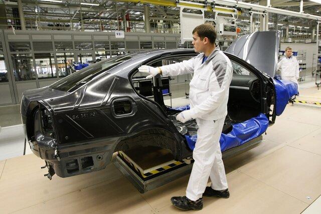 Промышленное производство в КНР выросло кконцу осени