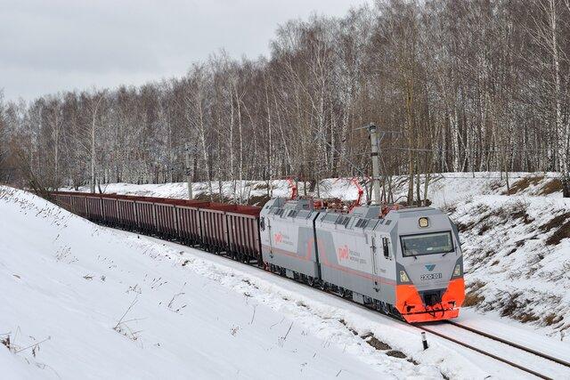 Транспортировки пассажиров РЖД впрошлом месяце возросли на3,2%