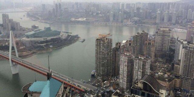Инфраструктурное замедление Китая: жесткая посадка?