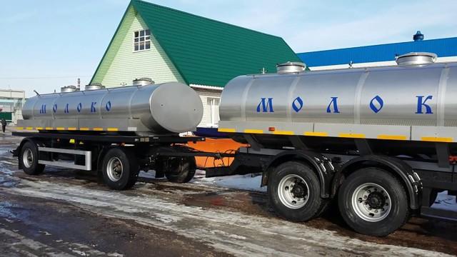 Производство молока в РФ выросло до 31,1 млн тонн