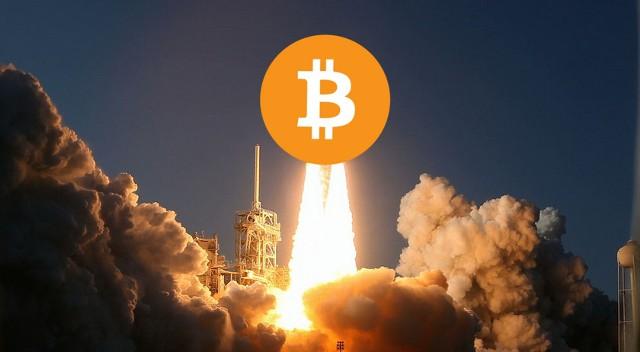 Курс биткоина приближается к $17 тыс