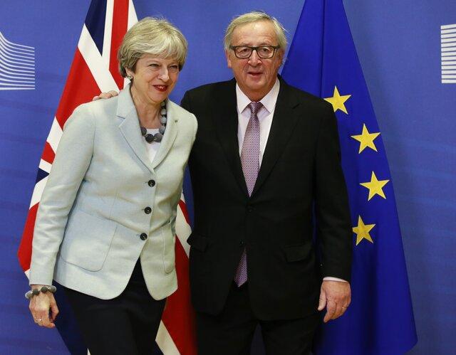 Завершена первая фаза переговоров поBrexit
