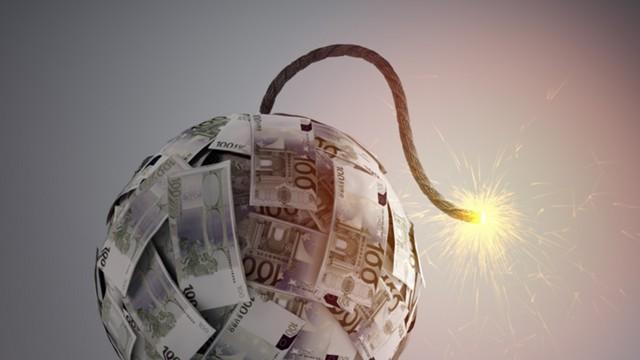 Уолл-стрит обеспокоена инверсией кривой доходности