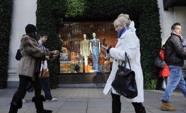 Инфляция в Великобритании достигла шестилетнего максимума