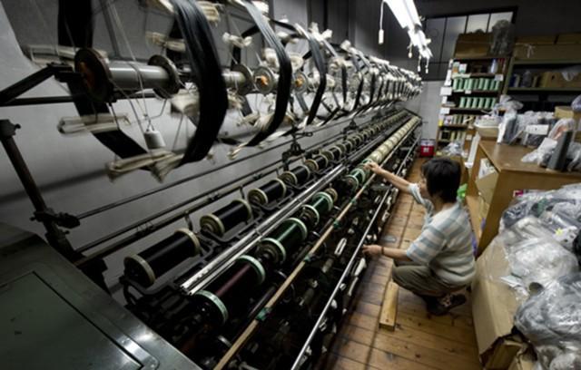 Заказы в машиностроении Японии выросли в октябре